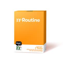 n routine