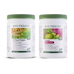 ชุดนิวทริไลท์ ออล แพลนท์ โปรตีน + นิวทริไลท์ โปรตีน เบอร์รี่